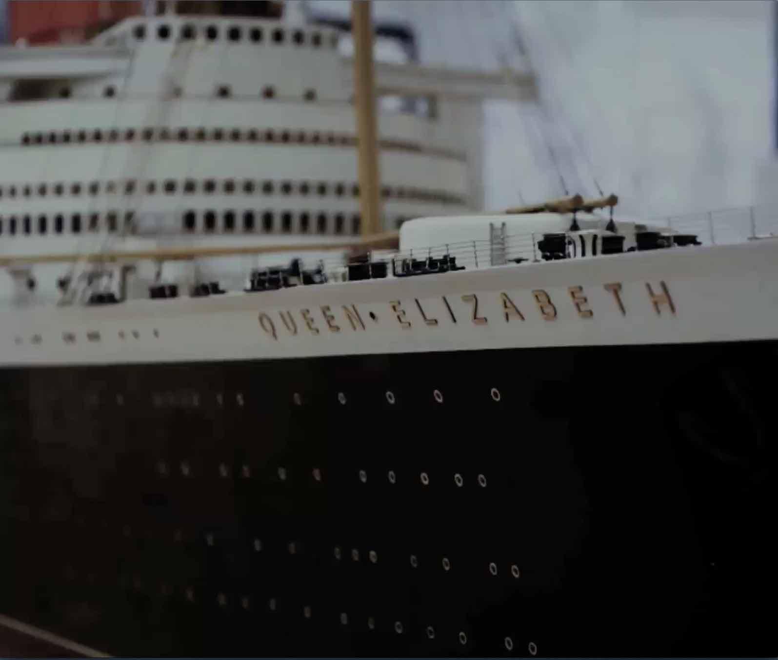 Peabody Essex Museum - Queen Elizabeth