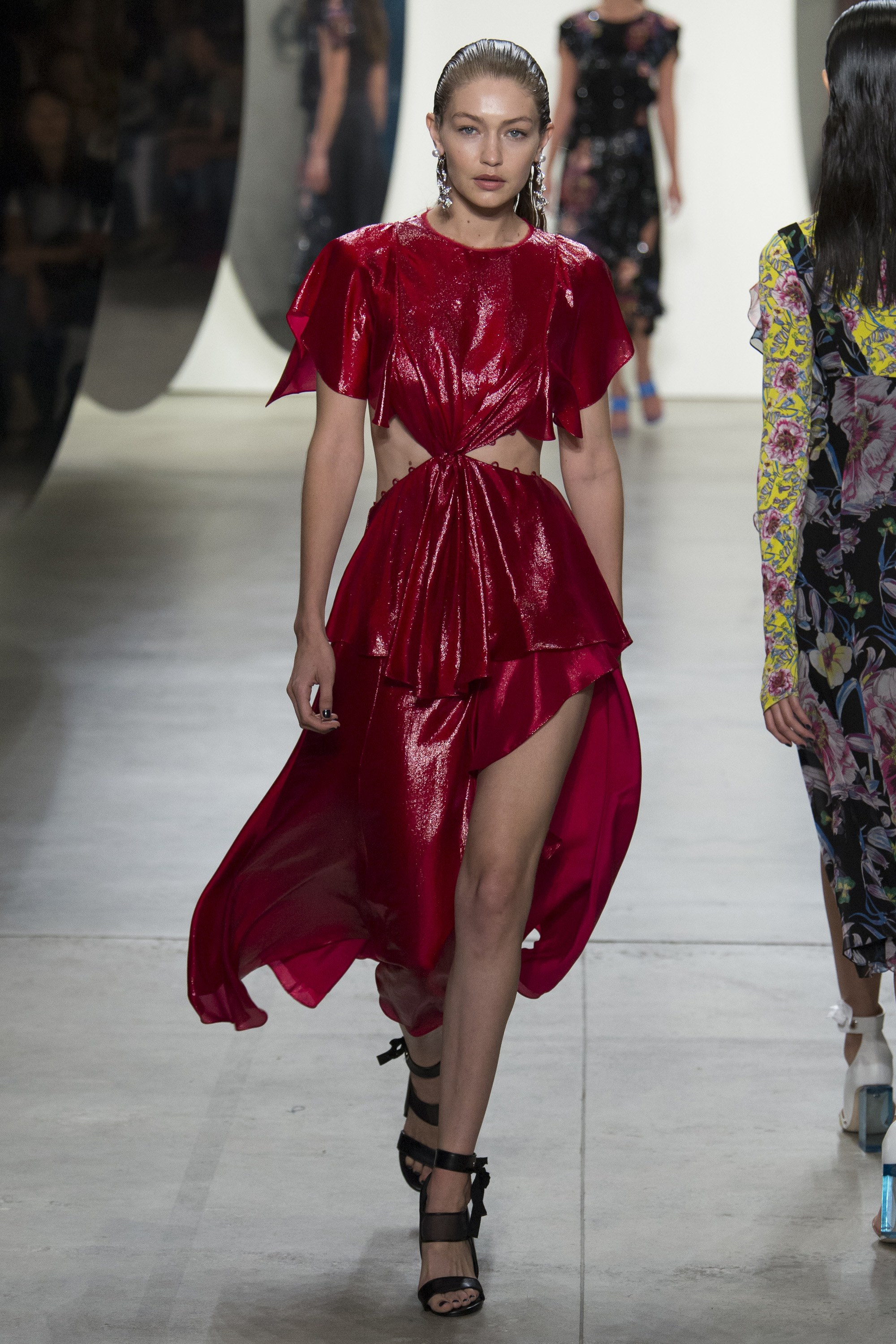 New York Fashion Week 2017 Prabal Gurung Spring 2018 NYFW - fashion activism