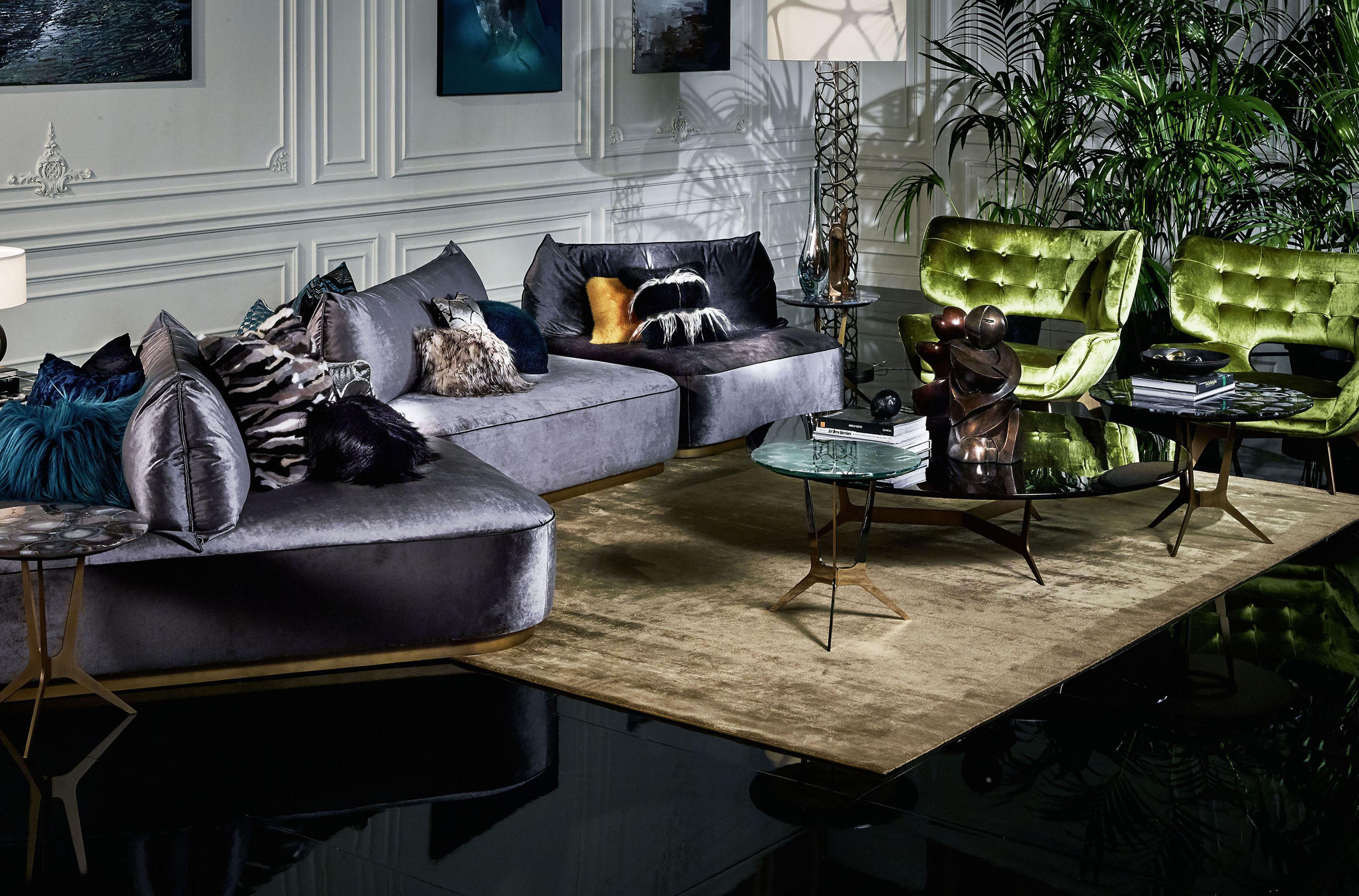 Roberto Cavalli home collection - Luxury interior design ideas - luxury furniture