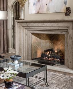 Top Interior Designers in Texas - Bankston May Associates - Darla Bankston May - Luxury furniture - Great room designs - Living room designs