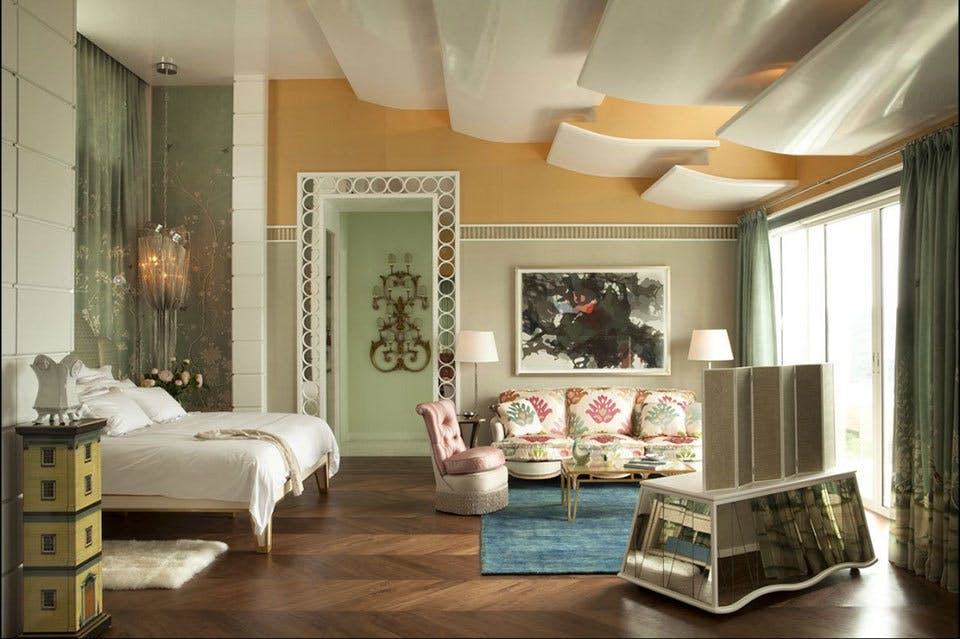 Top Interior Designers in San Francisco - Pamela Babey - BAMO - Bedrooms - Residential - Luxury furniture - glamorous bedrooms top interior designers Top Interior Designers: Pamela Babey of BAMO bamo bedroom