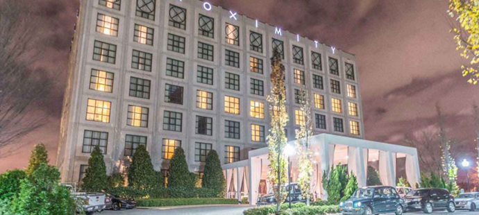 Finding Luxury at High Point - Greensboro Hotels - Proximity Hotel - Best hotels in greensboro nc