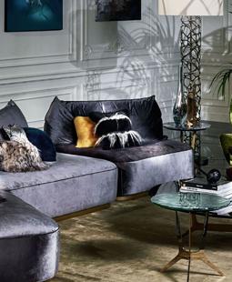 Roberto Cavalli - Luxury interior design ideas - luxury furniture