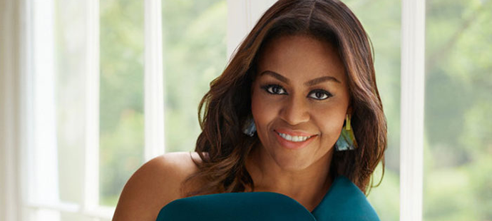 Women Empowerment: Michelle Obama Education - Style Icon