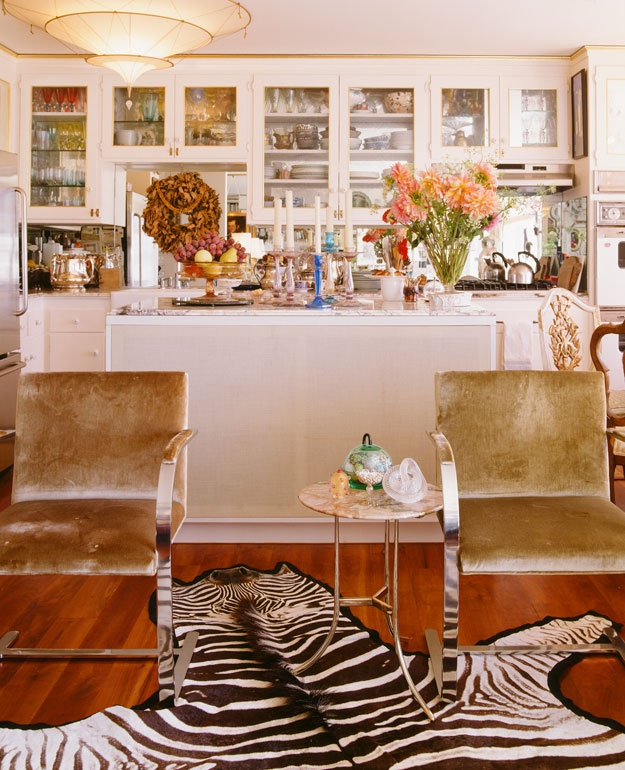 Top Interior Designers in San Francisco - Pamela Babey's Residence - BAMO - zebra rugs - glamorous chairs top interior designers Top Interior Designers: Pamela Babey of BAMO thumbs Pamela Babey Residence 2 Brno chairs