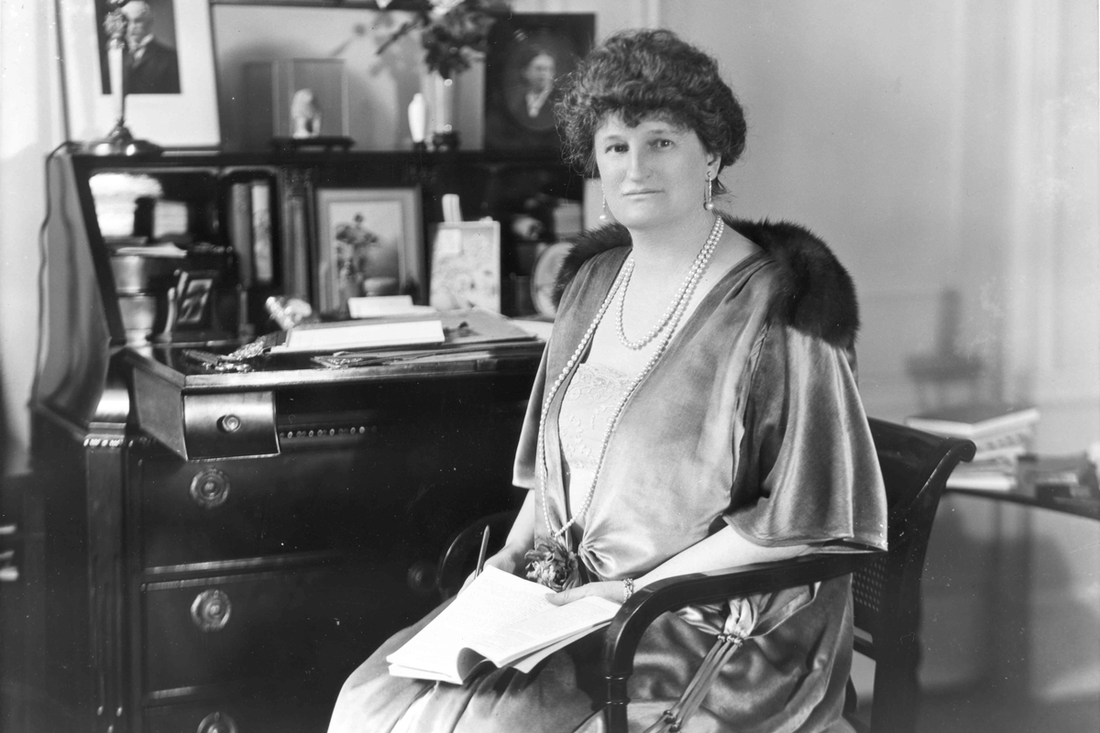 Famous Women in History - Abby Aldrich Rockefeller - important women in nyc history famous women in history Things To Do in NYC: Finding New York City's Famous Women in History Abby Aldrich Rockefeller