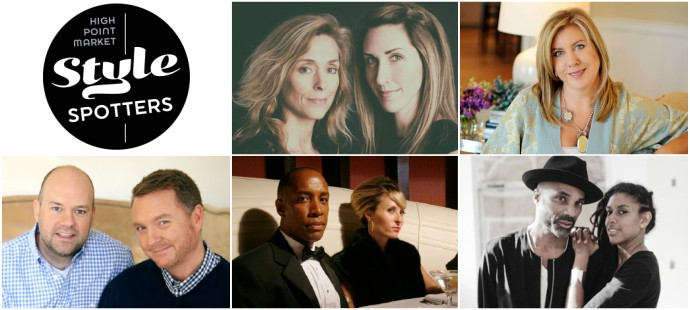 High Point Market 2017 Style Spotters - Michelle Jennings Weibe Studio M - Ishka Designs - Woodson and Rummerfields House of Design - Parker Kennedy Living - Cloth and Kind