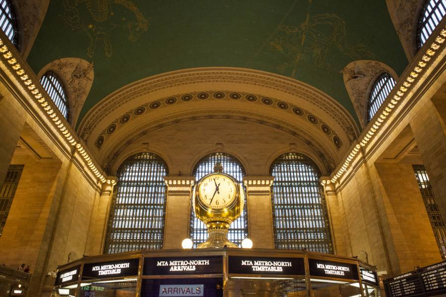 Famous Women in History - Edith Wharton at Grand Central Terminal NYC - Photo by Tagger Yancey famous women in history Things To Do in NYC: Finding New York City's Famous Women in History Edith Wharton at Grand Central Terminal NYC TaggerYancey