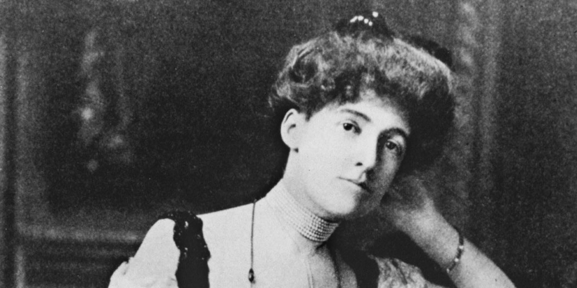 Famous Women in History - Edith Wharton - important women in nyc history famous women in history Things To Do in NYC: Finding New York City's Famous Women in History Edith Wharton