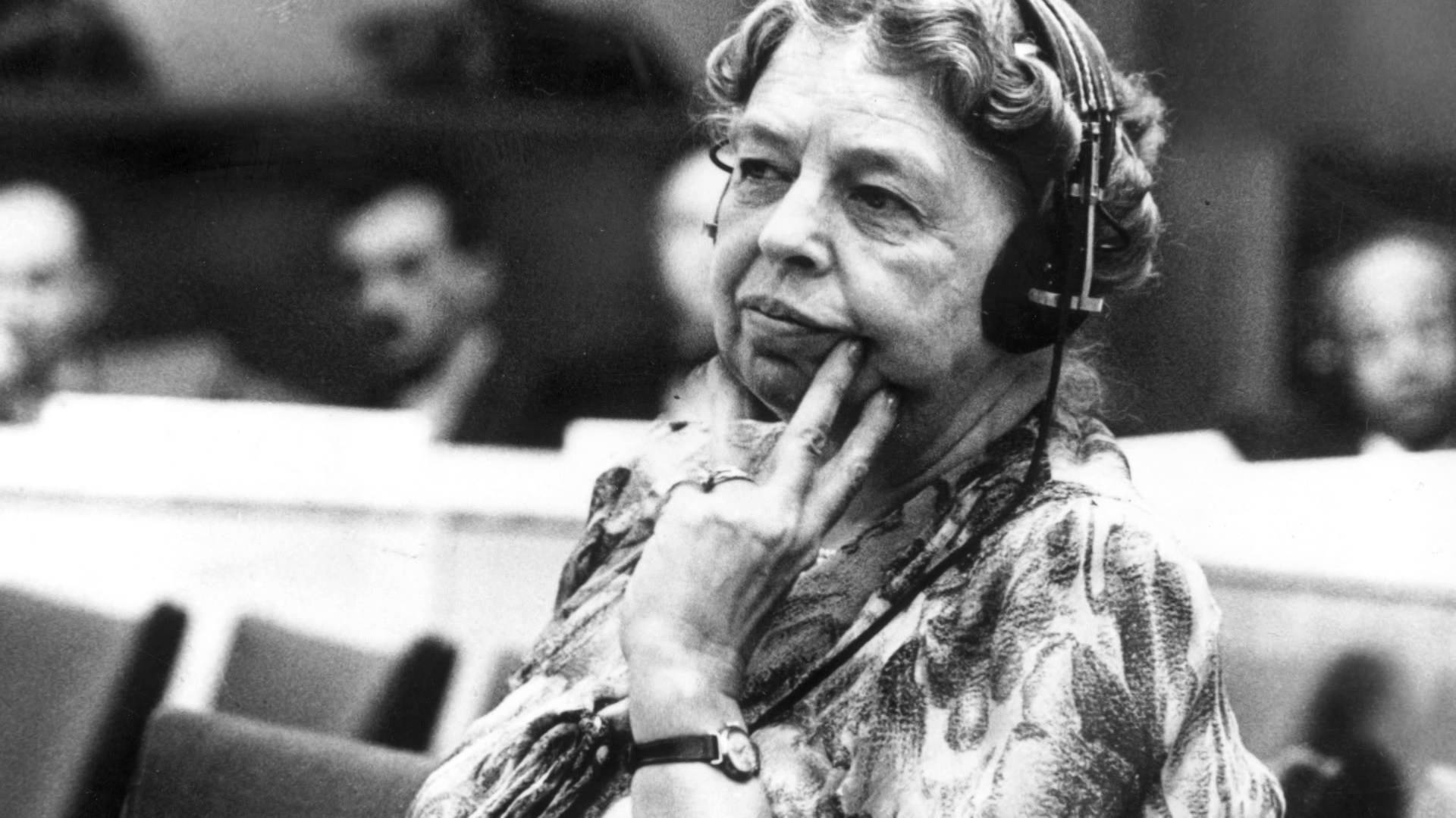 Famous Women in History - Eleanor Roosevelt - important women in nyc history famous women in history Things To Do in NYC: Finding New York City's Famous Women in History Eleanor Roosevelt