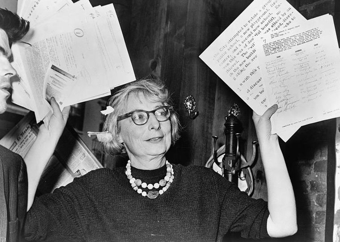 Famous Women in History - Jane Jacobs - important women in nyc history famous women in history Things To Do in NYC: Finding New York City's Famous Women in History Jane Jacobs