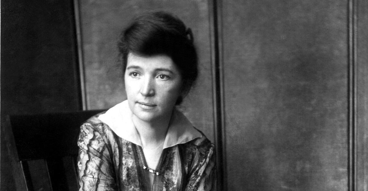 Famous Women in History - Margaret Sanger - Important women in nyc history - birth control founder - planned parenthood famous women in history Things To Do in NYC: Finding New York City's Famous Women in History Margaret Sanger