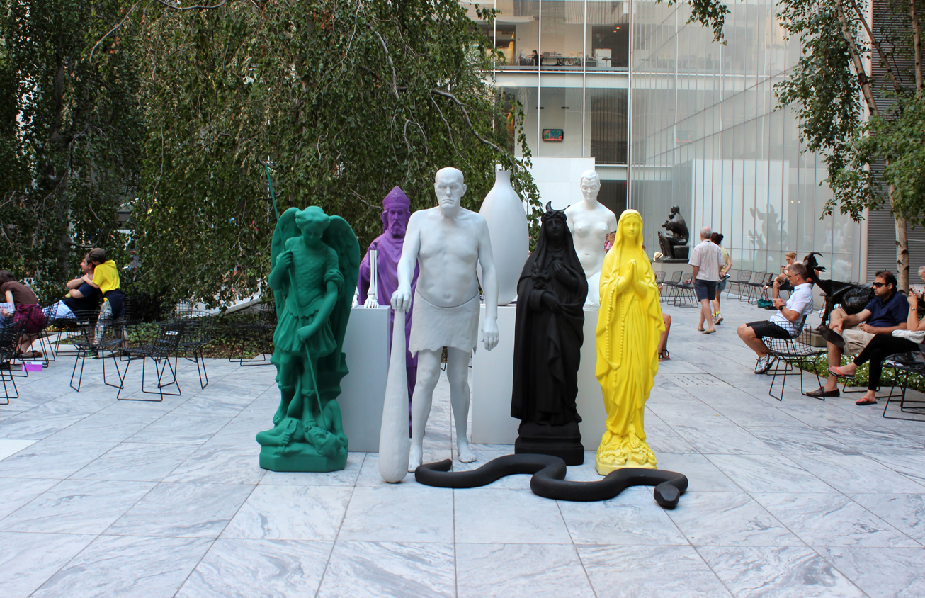 Famous Women in History - MoMA's Abby Aldrich Rockefeller Sculpture Garden - Museum of Modern Art Sculpture Garden - Important women in nyc history famous women in history Things To Do in NYC: Finding New York City's Famous Women in History MoMAs Abby Aldrich Rockefeller Sculpture Garden