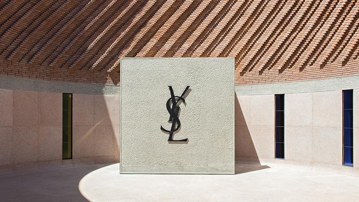 Musee Yves Saint Laurent YSL Foundation Marrakech Paris