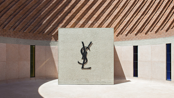 Musee Yves Saint Laurent YSL Foundation Marrakech Paris