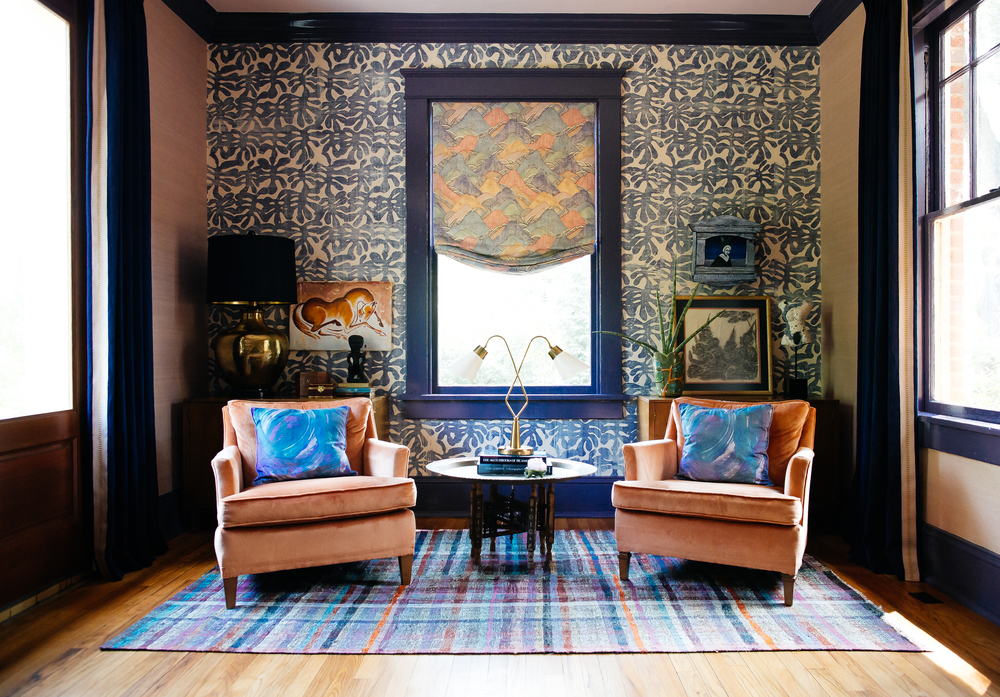Interior Design by Cloth & Kind - Living room designs - Sitting room designs - High Point Market 2017 Style Spotters - Luxury furniture trends 2017