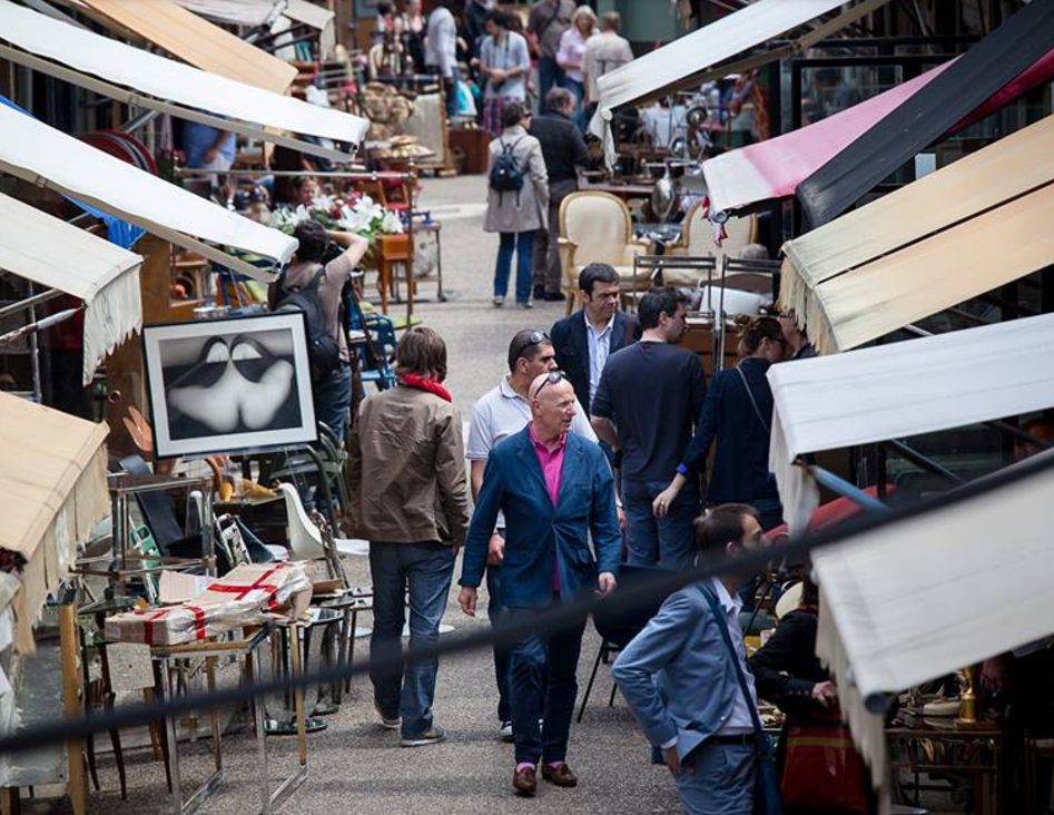 Toma Clark Haines - The Antiques Diva - Paris Flea Market Tours - Trade Antique Source - The Diva Brand - Best place to buy antiques in paris