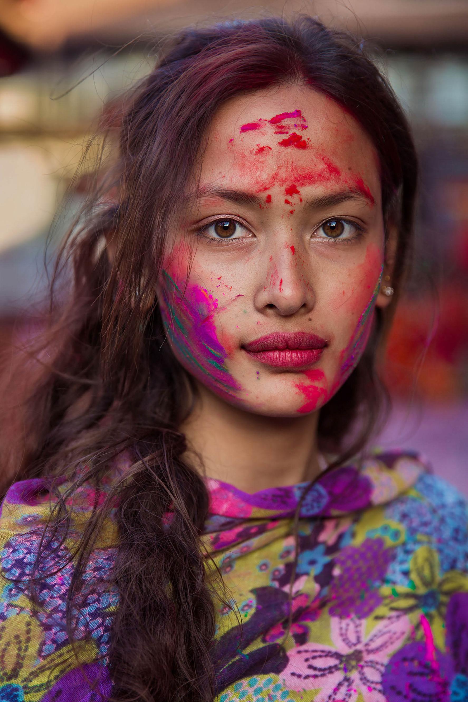 Sona in Kathmandu, Nepal - The Atlas of Beauty - Women of the World in 500 Portraits Book by Mihaela Noroc - women empowerment