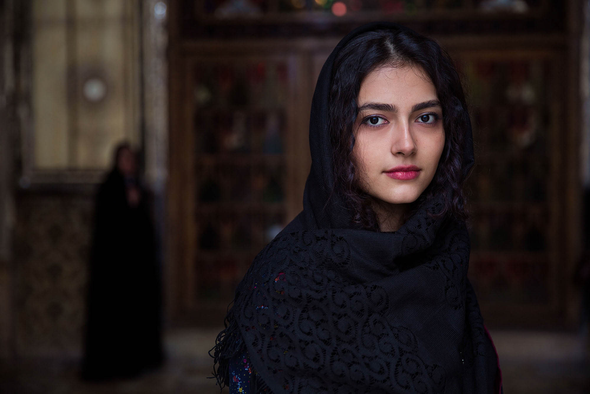 Name Not Provided - Tehran, Iran - The Atlas of Beauty - Women of the World in 500 Portraits Book by Mihaela Noroc - women empowerment