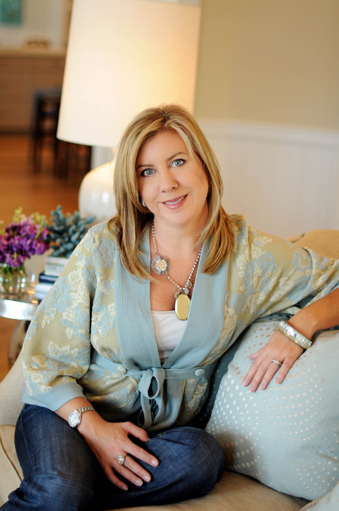 Michelle Jennings Wiebe of Studio M - High Point Market 2017 Style Spotters - Style Spotter Emeritus - Top interior designers in Florida - Luxury furniture trends 2017