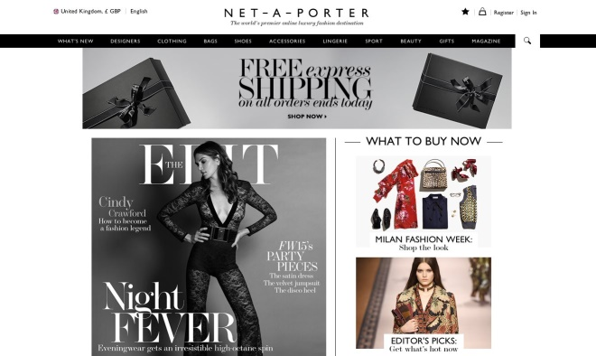 Natalie Massenet - Founder of Net-a-Porter - Women Empowerment - Luxury fashion e-commerce platform - The Edit - Farfetch - Editorial commerce natalie massenet Women Empowerment: Net-a-Porter Founder Natalie Massenet dcd881337ad0ca02885da995fb0b088f