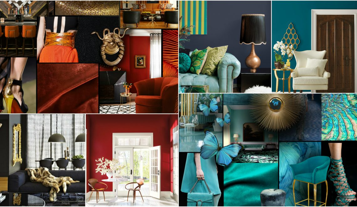 Magnificent Color Of The Year 2018 Or Should We Say Colors Love Interior Design Ideas Tzicisoteloinfo