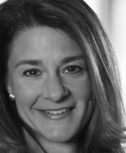 Women Empowerment - Melinda Gates - Bill Melinda Gates Foundation