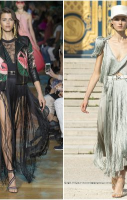 Paris Fashion Week 2017 - Balmain, Elie Saab, Nina Ricci, Chanel