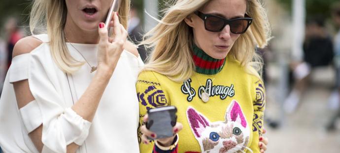 Marketing to Millennials - Tech-savvy Millennials in the luxury market - Millennials buying habits - Gucci Street Styles