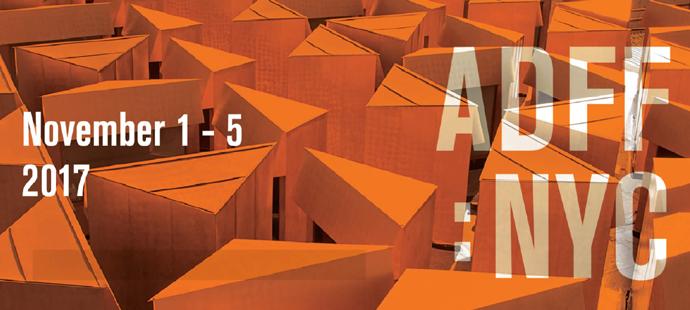 The Architecture and Design Film Festival New York 2017 - architectural design - architecture films - design films - architecture documentaries - architecture film festival - adff new york 2017
