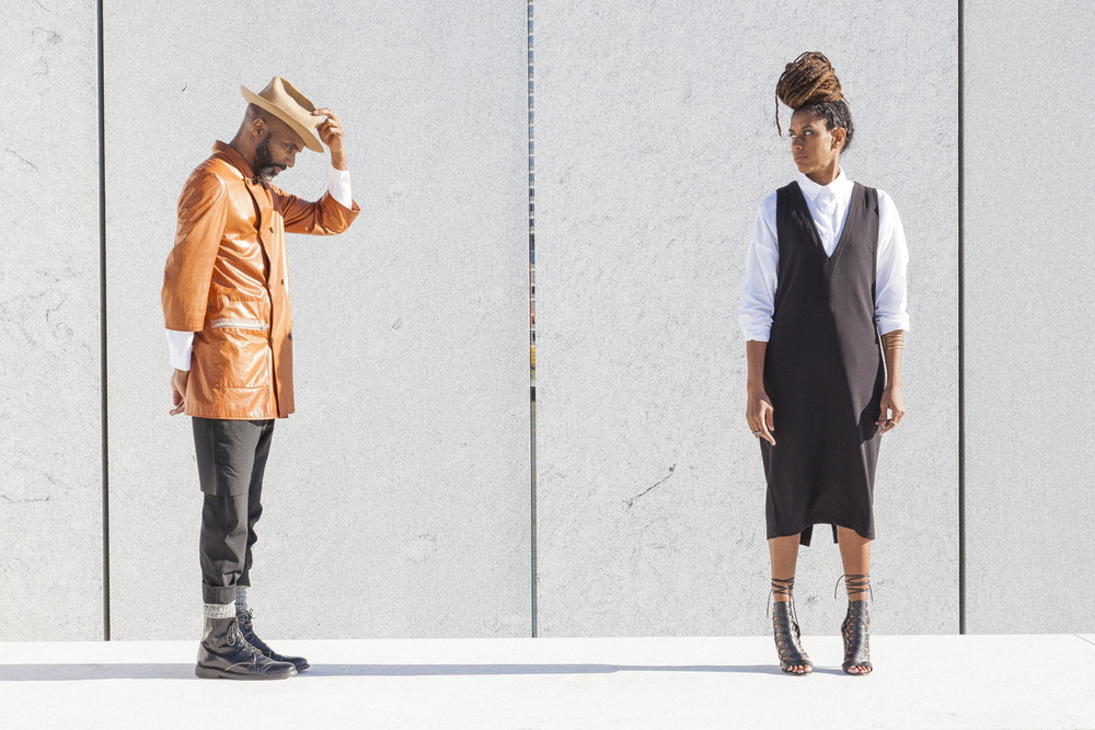 Anishka Clarke and Niya Basc of Ishka Designs - High Point Market 2017 Style Spotters - Top interior designers in Brooklyn - furniture trends 2017