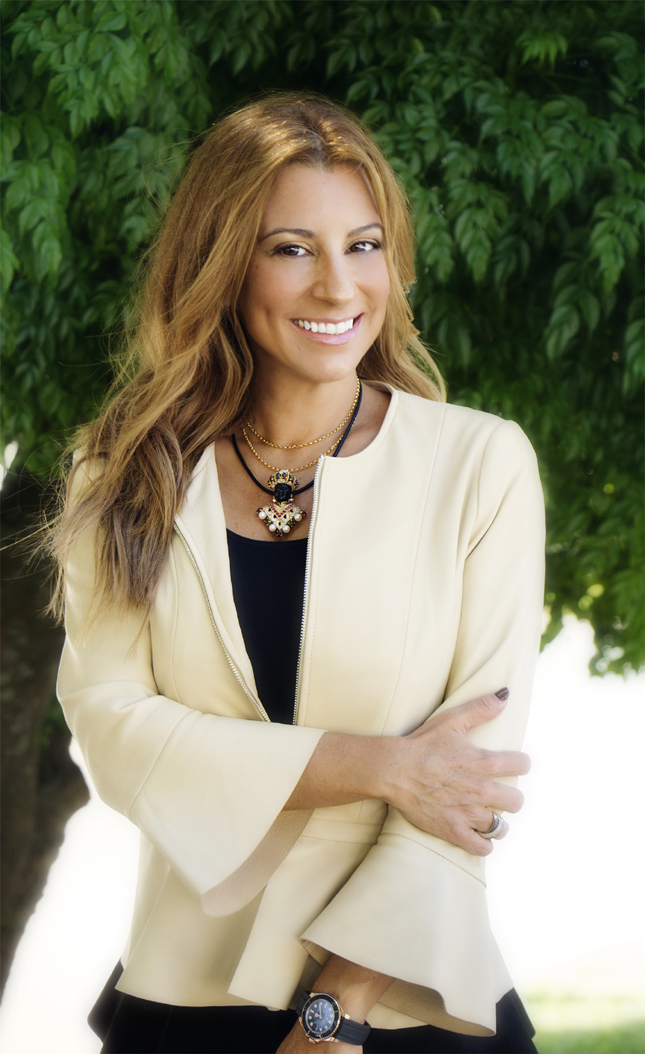 Janet Morais - CEO & Founder of KOKET - luxury furniture - sexy chair