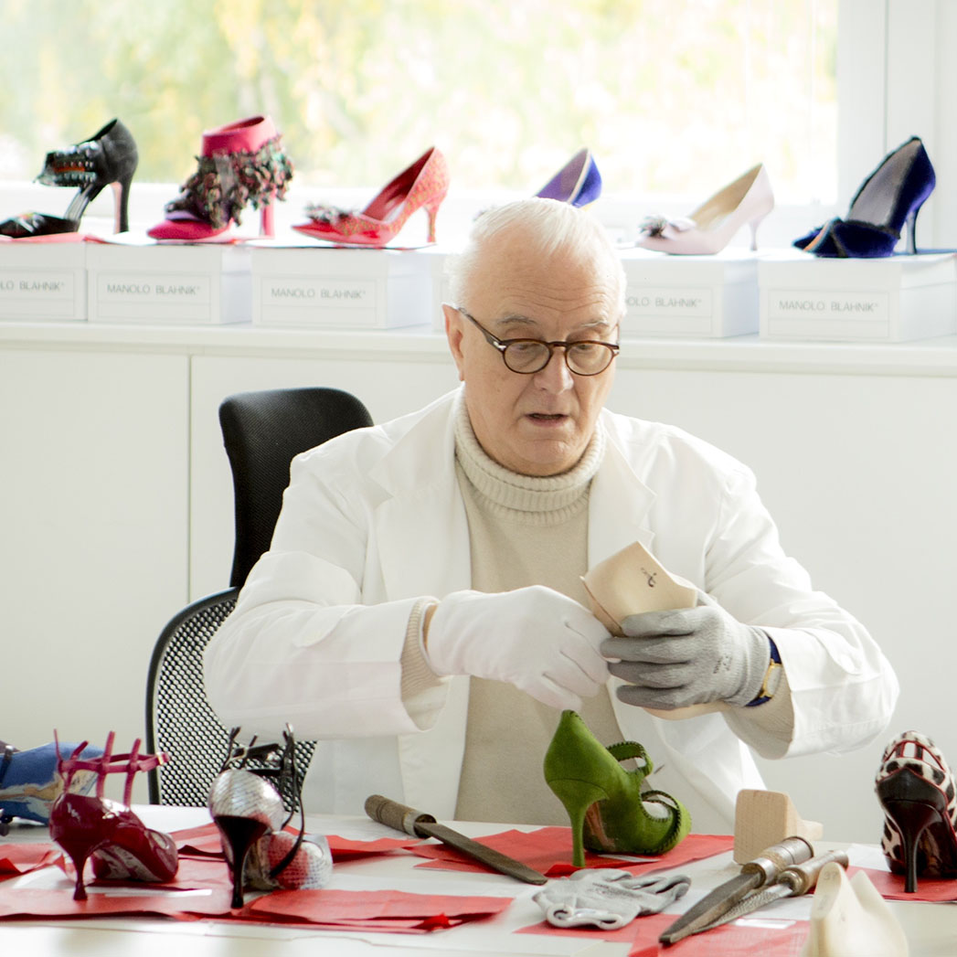 Inside the Manolo Blahnik Documentary - Manolo shoes - designer shoes - luxury shoes
