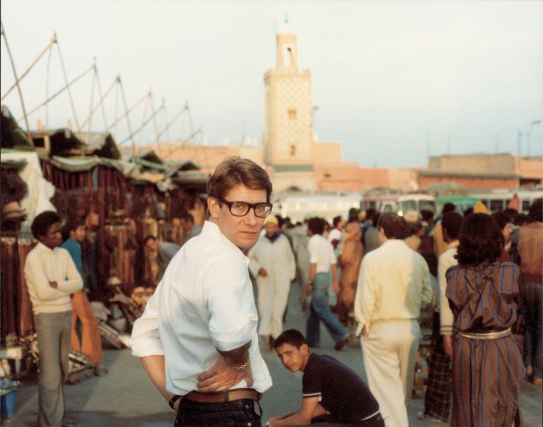 Musee Yves Saint Laurent Marrakech - YSL Foundation - top fashion designer 20th century