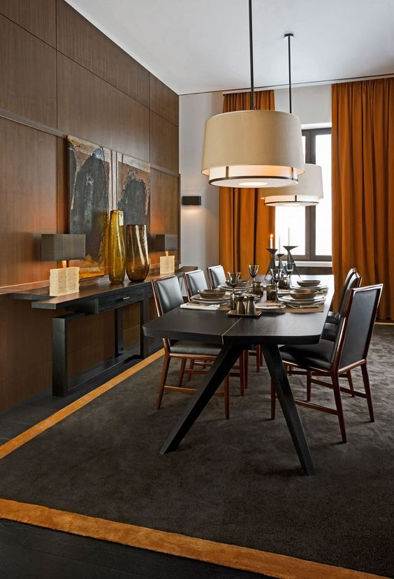 7 Things Interior Designers Will Instantly Know About You and Your Home - dining room design ideas - dining room designs