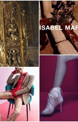 Best Fashion Advertising Campaigns Fall 2017 - Christian Dior, Giuseppe Zinotti, Isabel Marant, Fendi, Roberto Cavalli, Pinko, Maje, Moschino - best advertising campaigns - top fashion ads