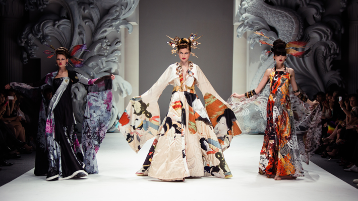 Yumi Katsura: Japanese Fashion Designer Extraordinaire - bridal fashion designer - top fashion designer Japan
