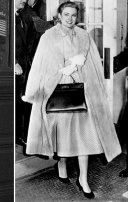 Fashion Inspiration - Grace Kelly - fashion icons - 60s fashion - winter outfits - grace kelly gloves