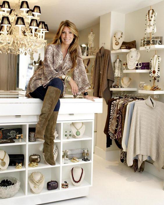 jmj trunk show - white decor - interiors - jewelry