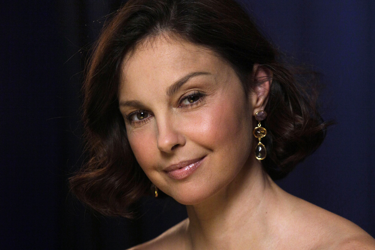 famous feminists - ashley judd - harvey weinstein - sexual assault victims - sexual assault allegations - hollywood - shut it down - ashley judd shut it down