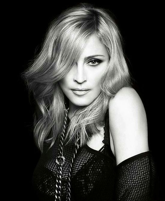 madonna - female rock star - photo shoot - black and white - women's march - madonna - madonna book - malawi - women empowering women