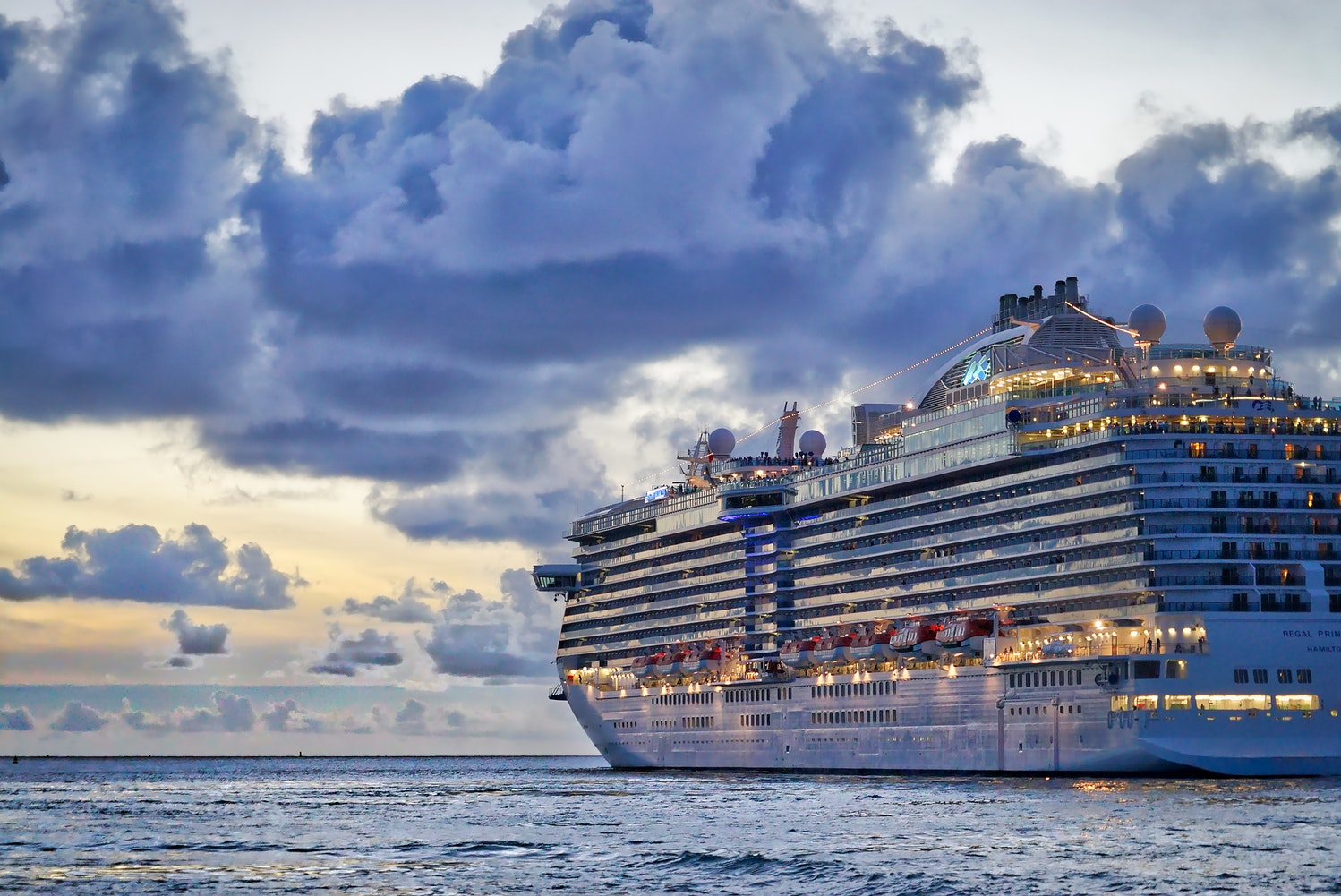 places to go for new year's eve - new year's eve celebration - cruise ship - cruises - peter hansen - us virgin islands - on the sea - out at sea - ocean living - luxury cruise ship - luxury