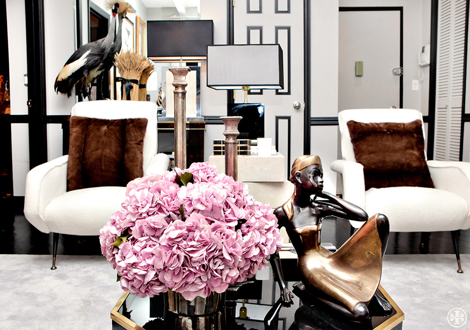 top interior designers - ryan korban - tory burch - residential interiors