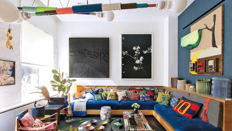 AD100 2018   RP Miller Design   Rodman Primack   Top Interior Designers    Chief Creative