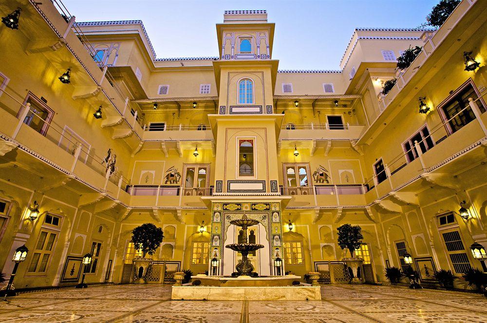 Luxury Escapes 2018 - Maharajah's Pavilion at Raj Palace Jaipur India