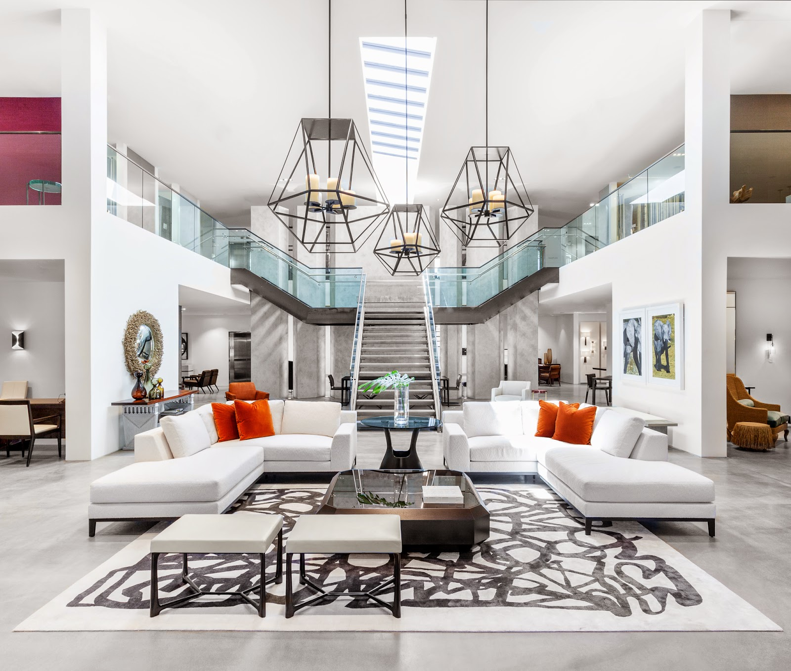 Women Empowerment in Design - Holly Hunt Showroom Dallas - empowering women - holly hunt furniture - holly hunt lighting - holly hunt design - interior design showrooms in dallas