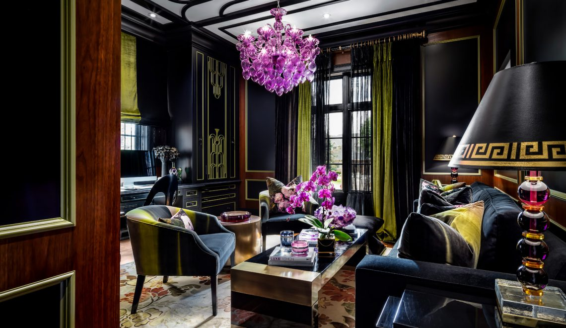 Home Affair: Sexy French Luxury Interior Design by Lori Morris