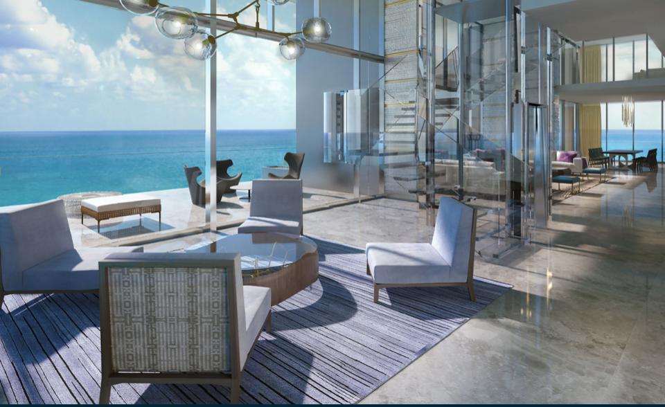 Women Empowerment in Design - Holly Hunt - L'Atelier Miami Beach Penthouse - Steve Hafner kayak.com