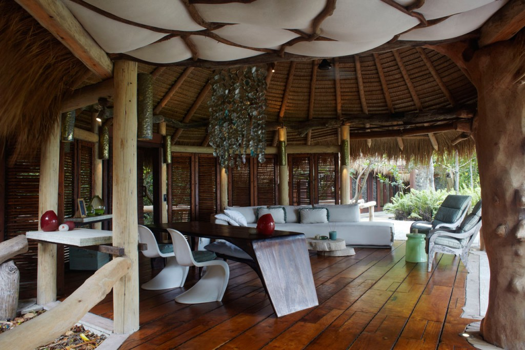 Luxury Escapes 2018 - North Island Resort Seychelles - luxury hotels - animal lover vacations - noah's ark conservation - eco-travel destinations - design hotels - best hotels in the world luxury escapes 10 Luxury Escapes for 2018 North Island Lodge in the Seychelles 9