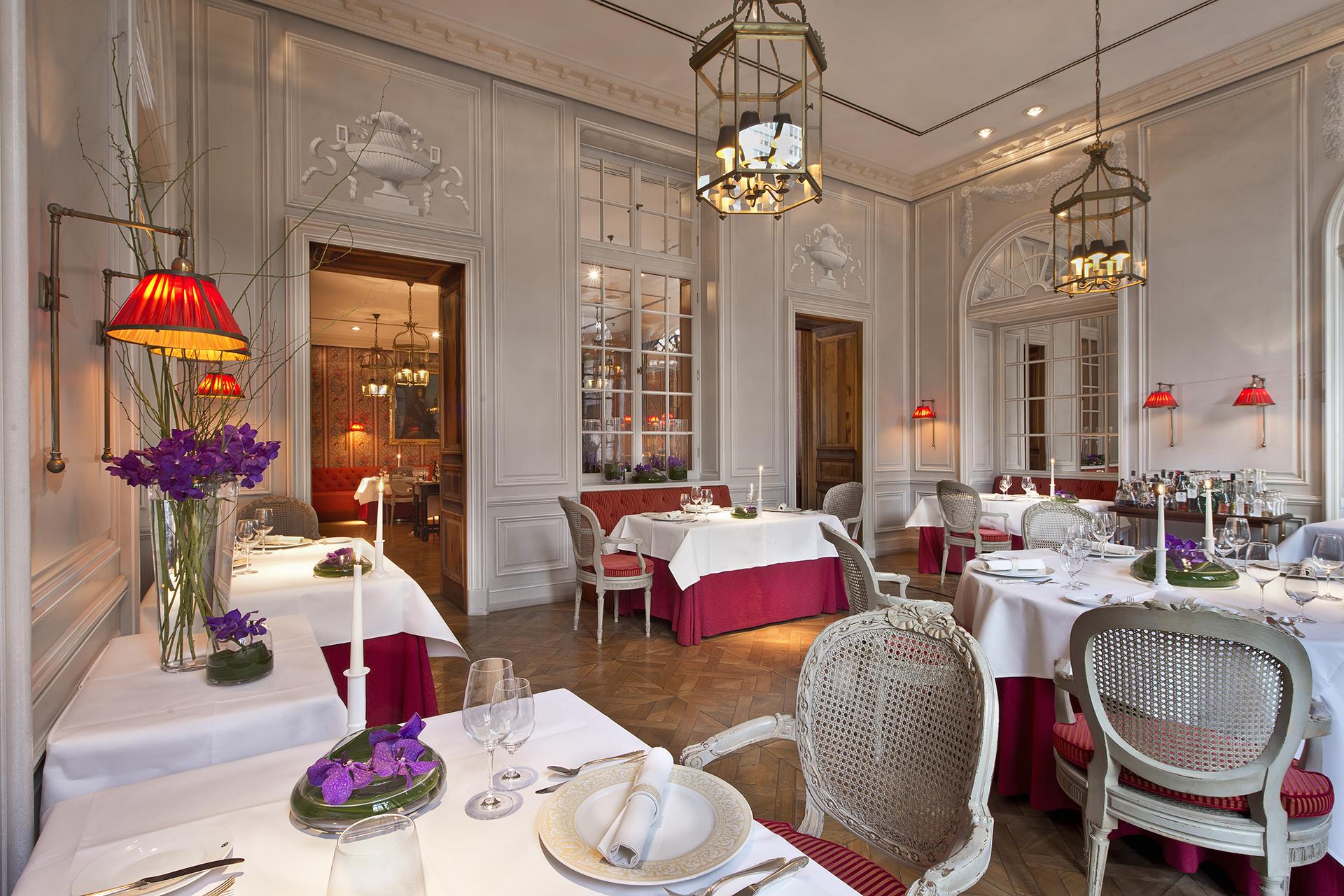 Restaurant Français at Frankfurter Hof Steigenberger - best restaurants in frankfurt